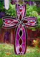 Camelot Jeweled Cross
